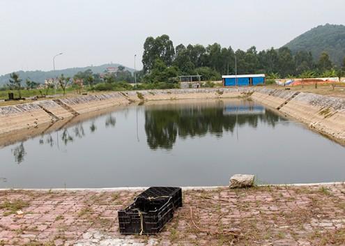 Water Test Site Vietnam