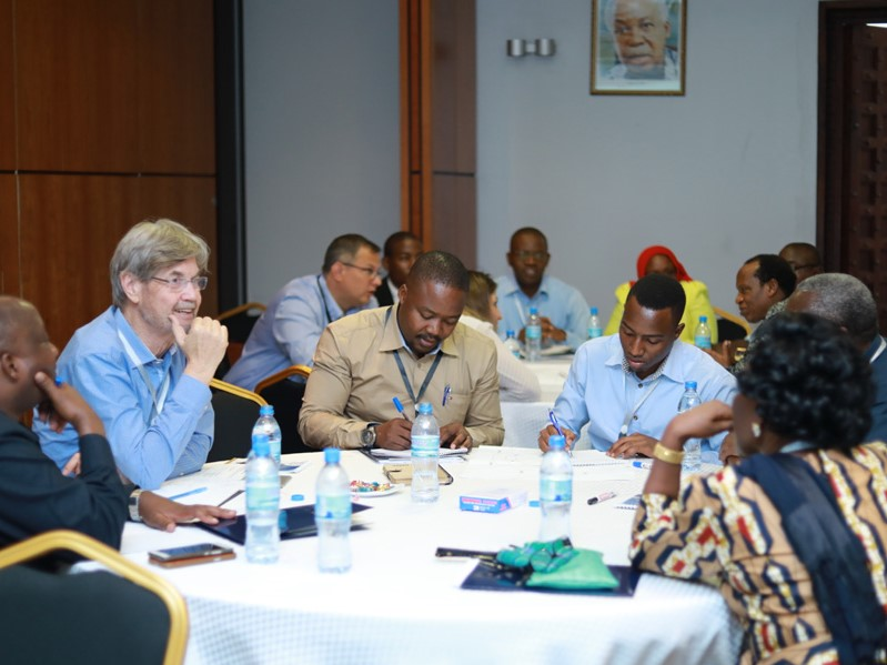 Collaborative Engineering Education with Universities in Africa